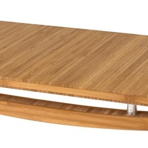 Opppgsatå balansebrett bambus