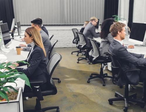 Stå på jobben – ikke bare sitt der!